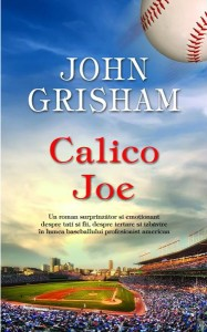 calico joe john grisham