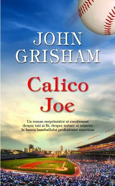 Calico Joe – John Grisham