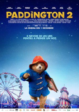 Ursulețul Paddington, eroul din cărțile lui Michael Bond, din nou în cinematografe